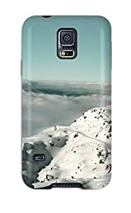Miri Rogoff's Shop New Style 7959634K97750863 Sanp On Case Cover Protector For Galaxy S5 (alps Mountains France)