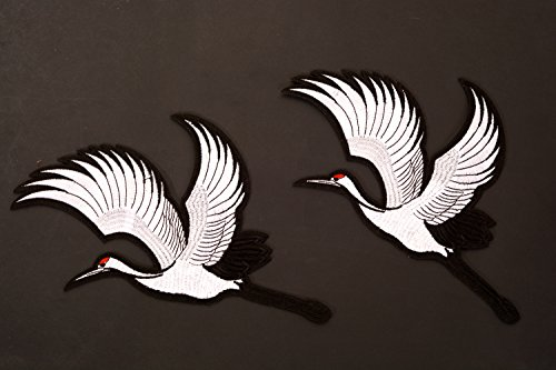 a-iron-on-patches-one-pair-of-red-crowned-crane-iron-on-patches-embroidery-patterns-patches-for-jack