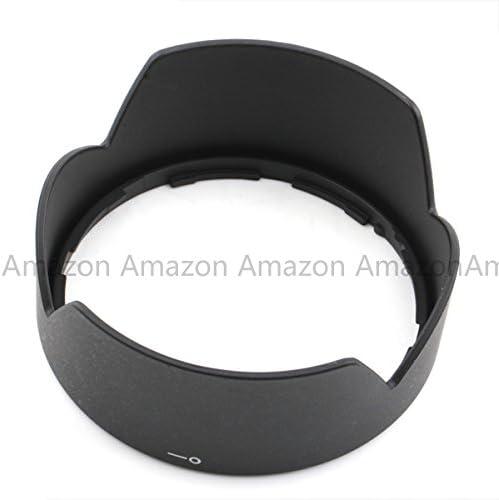 Pixco HB-32 Lens Hood for Nikon AF-S 18-135MM F//3.5-5.6G ED 18-105mm f//3.5-5.6G ED VR