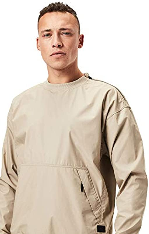 G-STAR RAW męski sweter Smock Loose Sweater: Odzież