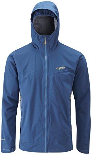 RAB Kinetic Plus Jacket - Men's Steel Large