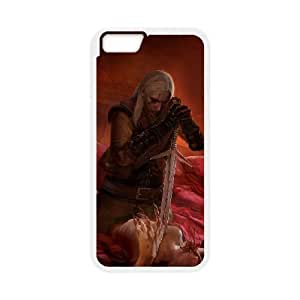 The Witcher iPhone 6 4.7 Inch Cell Phone Case White 53Go-479468