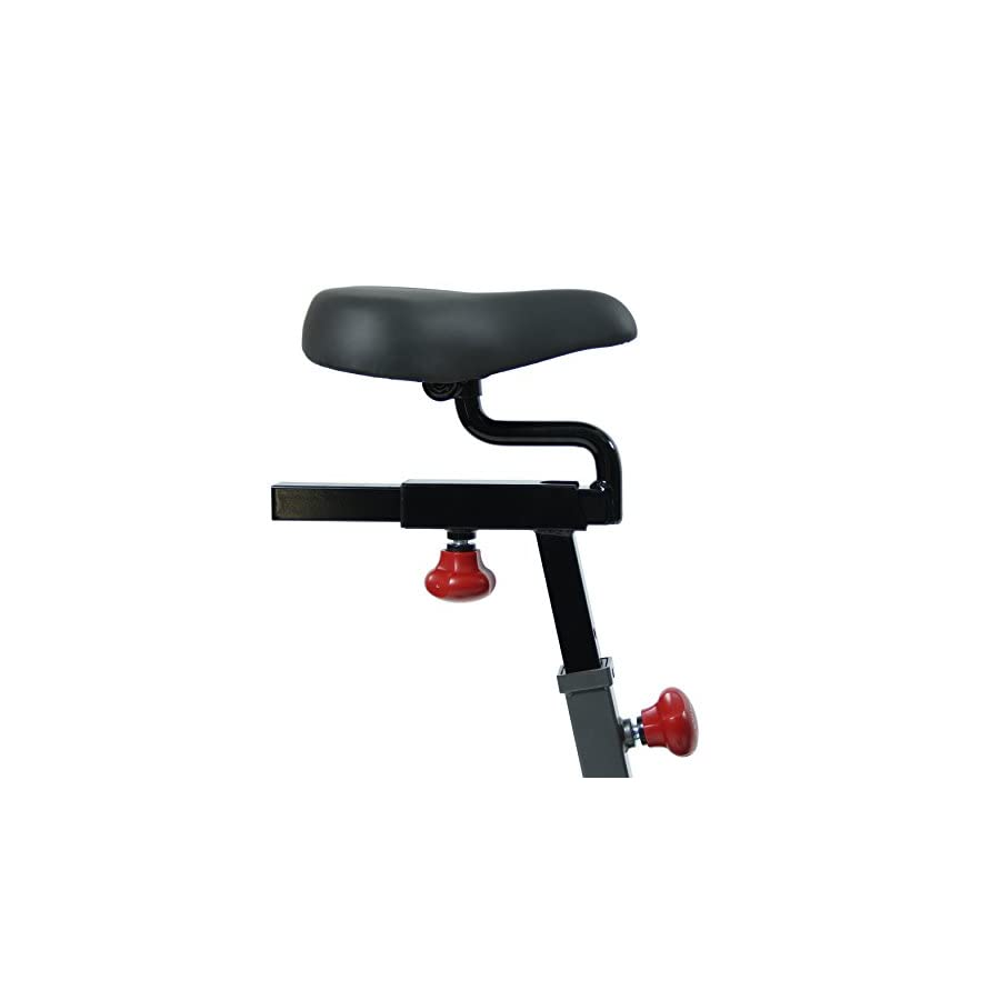 Sunny Health & Fitness SF B1423C Chain Drive Indoor Cycling Bike