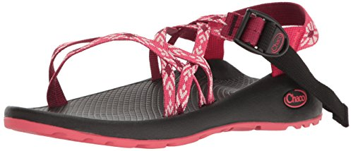 Chaco Women's ZX1 Classic Athletic Sandal, Paloma Tangerine, 6 M US