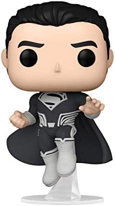 Funko Pop! DC: Justice League The Snyder Cut - Black Suit Superman