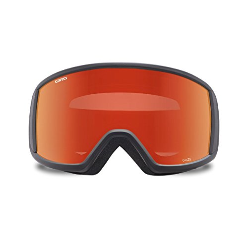 Giro SCAN/GAZE Snow Goggle Replacement Lens (AMBER - Lens Scarlet
