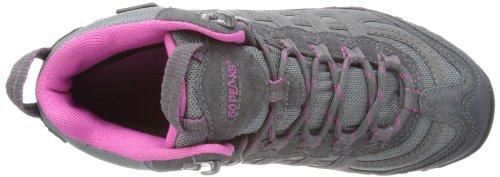 Shoes Tec Hiking Charcoal Hi Women's Cyclamen Waterproof Penrith Mid xUqdqwCY
