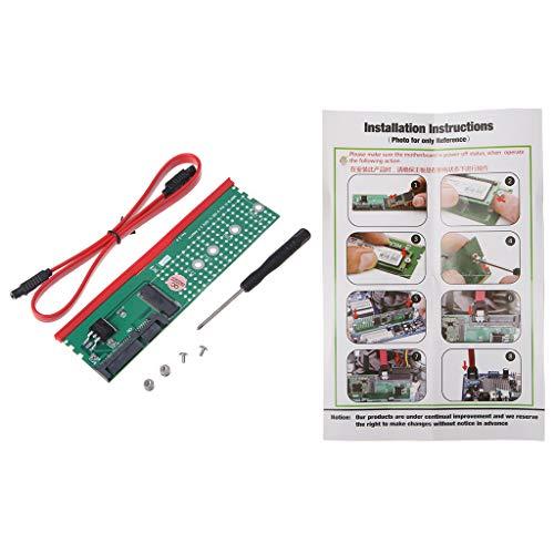 NGFF(M.2) B-Key SATA-Bus SSD to SATA 3.0 Adapter DDR Memory Slot Installation Motherboard Kit DDR2 DDR3 DDR4 DDR5 Desktop Mainboard