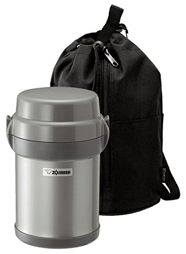 <b>Zojirushi SL-JAE14SA Mr. Bento Stainless Steel Lunch Jar</b>