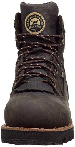 Uomo Setter Irlandese 878 Trailblazer Impermeabile 7 Caccia Grossa Per Cacciagione Marrone