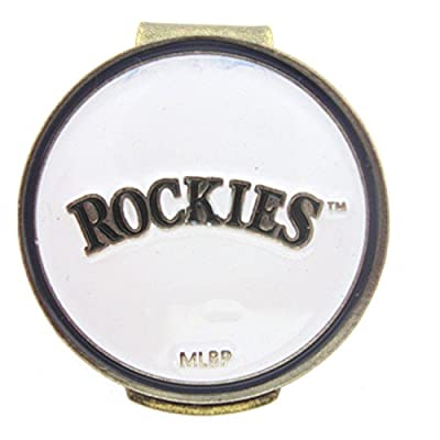 Colorado Rockies Hat Clip & Golf Ball Marker