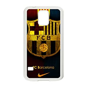 FC Barcelona Stylish High Quality Comstom Protective case cover For Samsung Galaxy S5