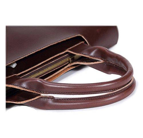 Bolsos Black 2 Business's Premium Casual Handbags Business Colores Handbag Para PU De Para Crossbody Hombre Negro Marrón Hombro Hombres PANGOIE nABx4qw