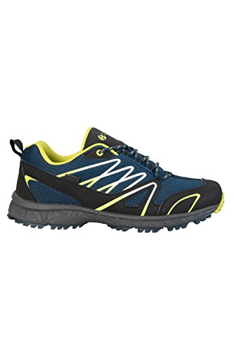 Hommes Chaussures Bleu décontractées Quotidien pour Usage pour Souples Hommes imperméables pour Baskets Enhance Confortables Warehouse Mountain Un Respirantes Canard durables wg4xqFY8w