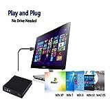 Blu-Ray Player External USB DVD RW Laptop Burner