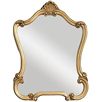 Amazon Com Shaped Victorian Venetian Etched Frameless