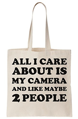Maybe People Canvas I Bag Camera Care 2 Is Tote About My Like And All 8FTvSPAgHT