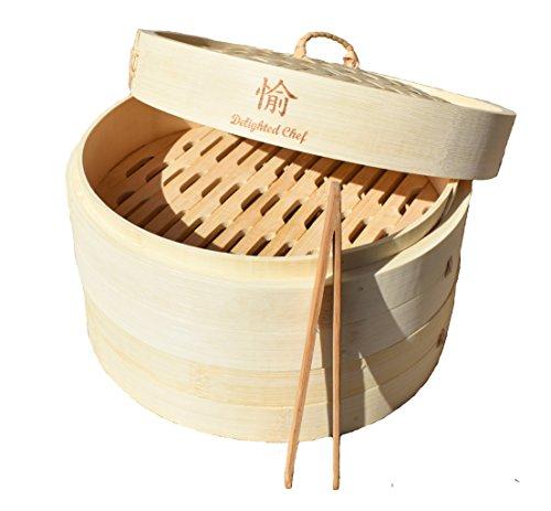 Bamboo Steamer - 3