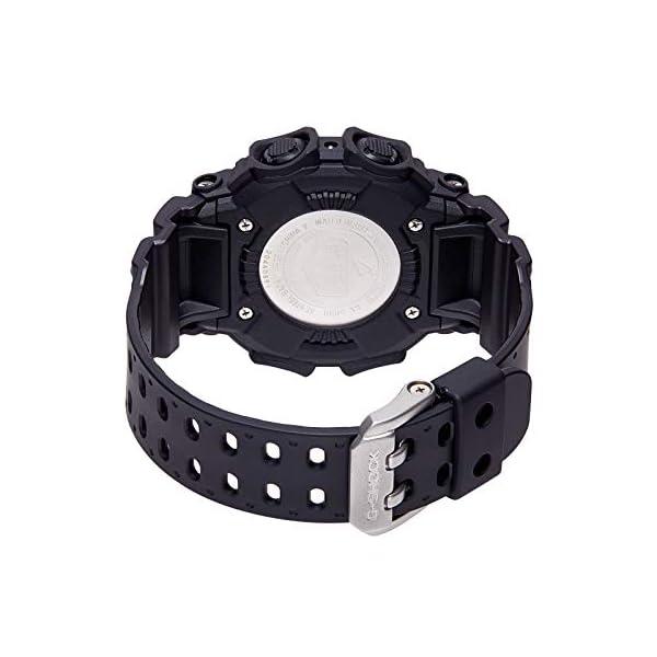 Casio G-SHOCK Reloj Digital, Reloj radiocontrolado y solar, 20 BAR, Negro, para Hombre, GX-56BB-1ER 3