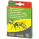 SWISSINNO 1 400 001K NaturalControl Ersatzköder für Wespenfalle 2 Stück