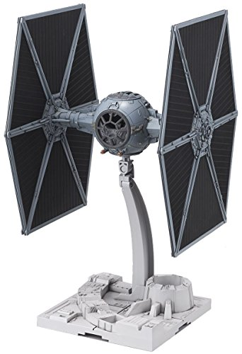 Bandai Hobby Star Wars 1/72 Tie Fighter Building Kit (Kit Star Wars Hobby)