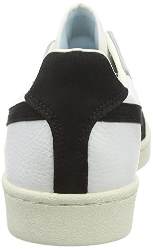 Blanc Tiger Homme White 0190 Sneakers Basses GSM Onistuka Black BXn6xff