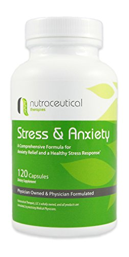 Neutraceutical Stress and Anxiety blend