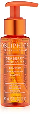 Obliphica Professional Seaberry Shampoo Fine To Medium, 3 fl. oz.