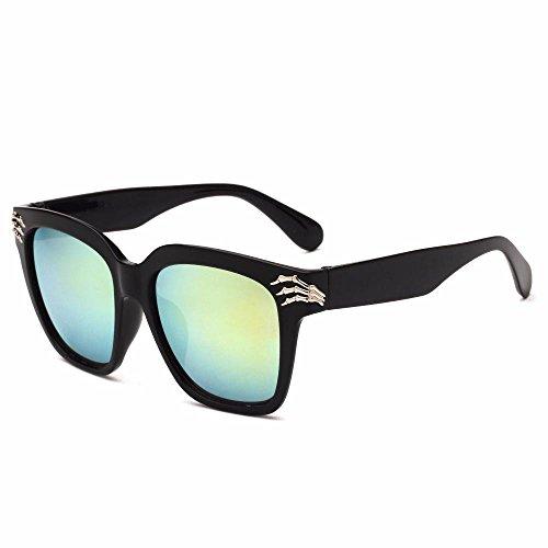 F Personalidad creativos Garra Hombre de de cráneo Gafas de Gafas Sol Nuevas Retro Gafas Sol Sol Dama Axiba Tendencia Regalos qwgHtH