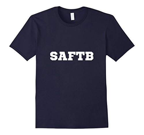 Mens Saftb Shirt  Saturdays Are For The Boys T Shirt Large Navy