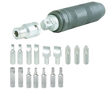 Hitachi 752500/Kit de douilles /à chocs et embouts 41/pi/èces