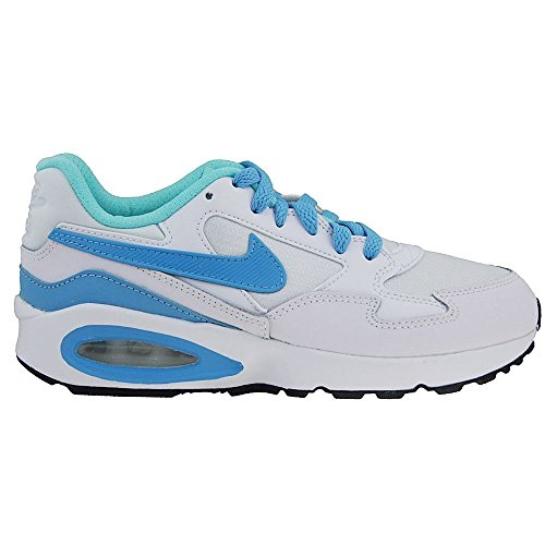 Nike - Air Max ST GS - Color: Azzuro-Bianco-Verde - Size: 38.5