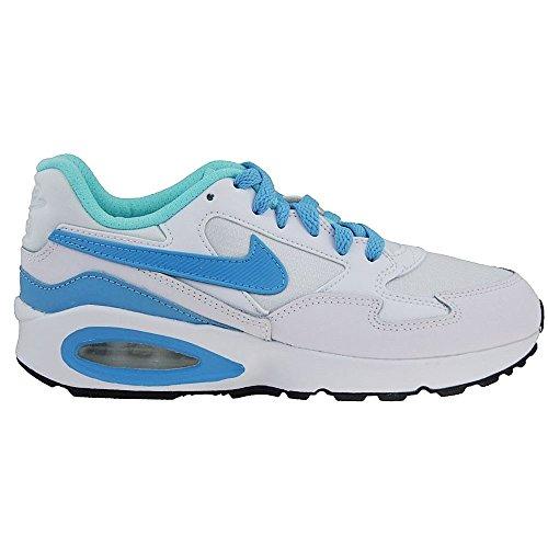 Nike - Air Max ST GS - Farbe: Blau-Grün-Weiß - Größe: 38.0