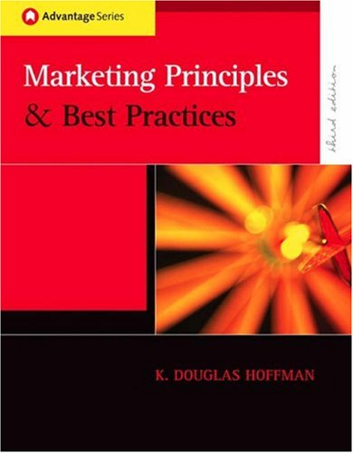 Advantage Books: Marketing Principles and Best Practices (with InfoTrac ) (Advantage Series) -