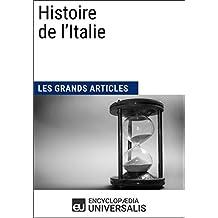 Histoire de l'Italie (French Edition)