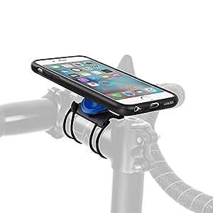 Quad Lock Bike Kit for iPhone 6/6S - Black