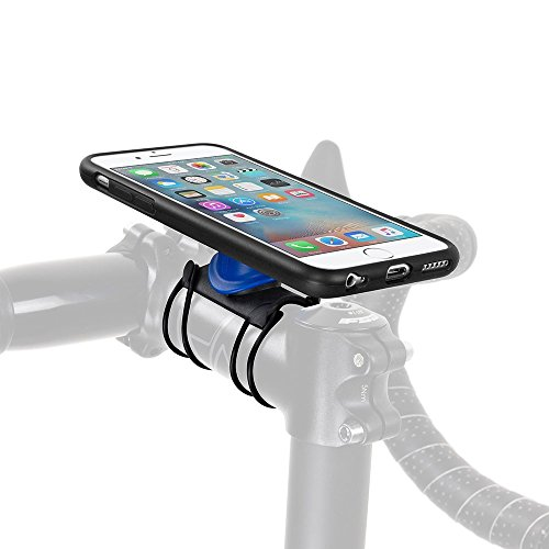 Quad Lock Bike Kit for iPhone 6/6S - Black