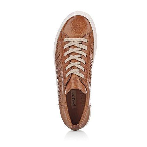 042 ville Chaussures Cuoio pour de Paul lacets 4595 femme à Saddle Green wqXHnTWE