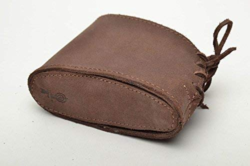 Genuine handmade leather recoil pad shooting accessories gift ideas men