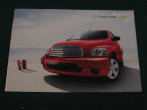 2010 Chevy HHR Dealer Sales Brochure