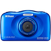 Nikon COOLPIX W100 Blue Backpack kit Kompakt Kamera