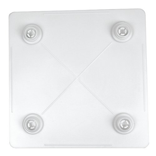 Bakery Crafts Square Separator Plate, (Accessories Cake Plate)