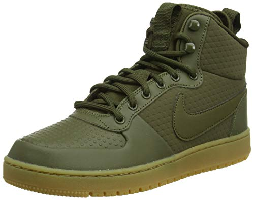olive Nike Lt Gymnastique Vert Winter Chaussures De gum Canvas Homme olive Mid Canvas Brown 300 Ebernon HycOBy8
