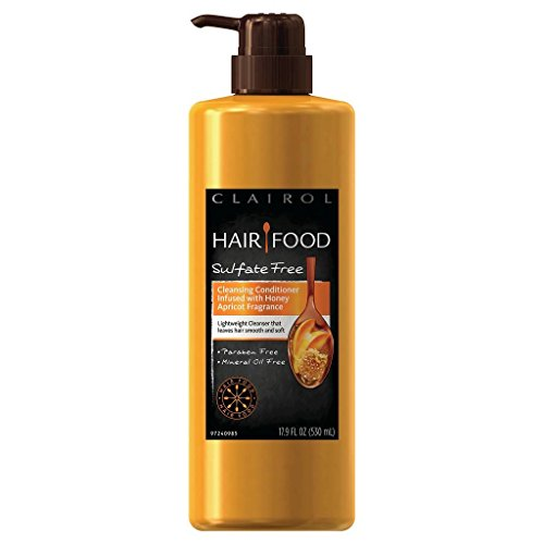clairol-hair-food-cleansing-conditioner-infused-with-honey-apricot-fragrance-179-ounce