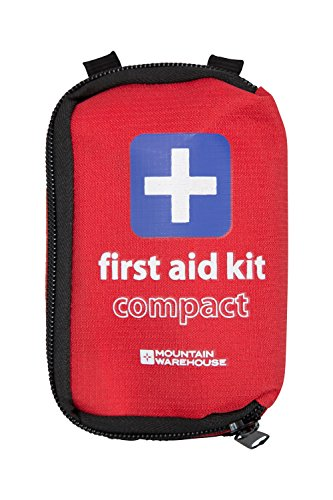 Compact Aid Supplies First Office Warehouse in Red Compact Injuries Aid for First Box Aid Home Protection Treat a Mountain Minor Bag Travel Durable at To Kit First Yq5PxxA6