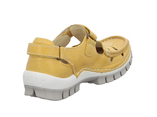 2014 unisex sale online Wolky Sandals Ka Yellow for sale buy authentic online cheap huge surprise in China online Em3QH