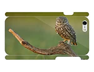 iPhone 6 cover case Animals Owl Bird Branch Dry Wood by heat sublimation