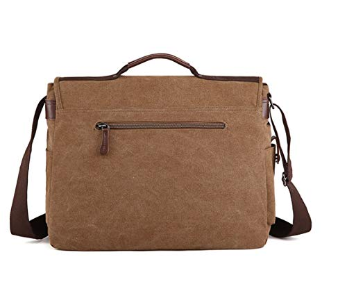 Messenger Small Brown Style Men's Fashionable Casual Bag Single Daypacks Bags shoulder Zhrui New 5q4Fxzqw