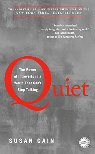 Quiet: The Power of Introverts in a World That Can't Stop Talking (Best Case In The World)