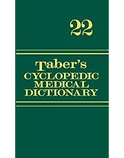 Taber's Cyclopedic Medical Dictionary (Thumb-indexed Version